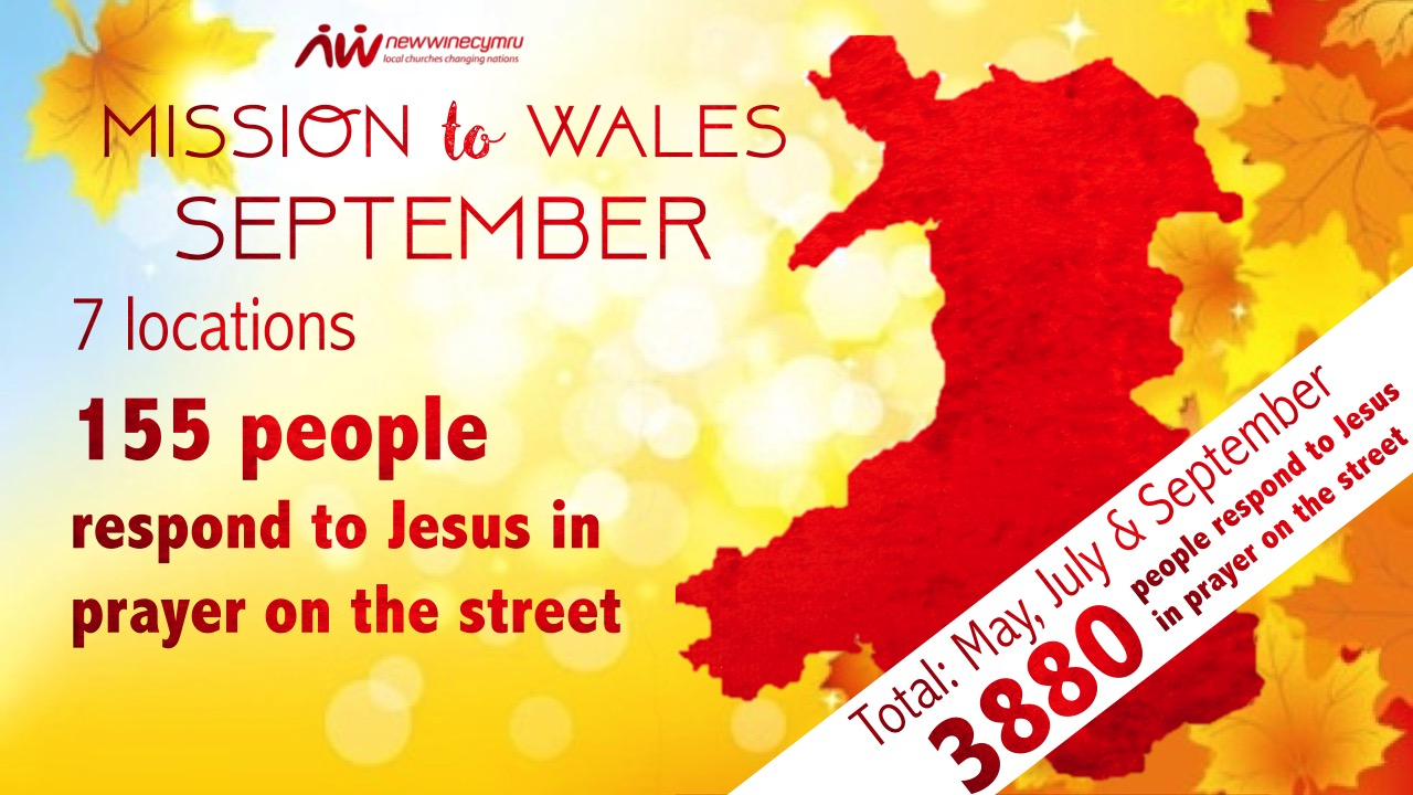 Mission to Wales for 2017