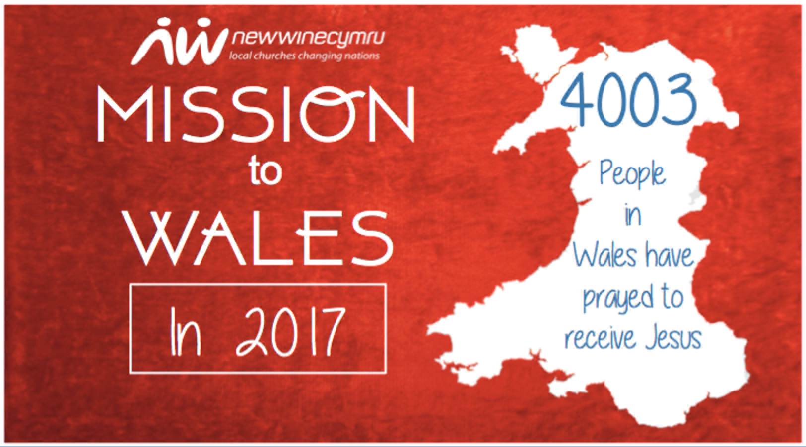 Mission to Wales 2018